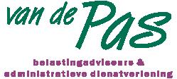 Logo Van de Pas Belasting Adviseurs